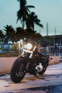 摩托车精选手机图片壁纸