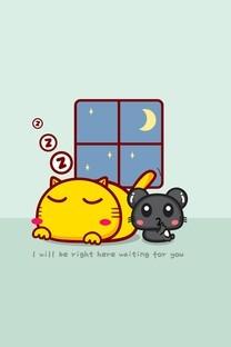 哈咪猫和咪蒂的故事