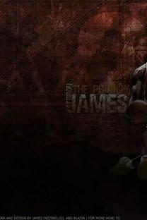 勒布朗·詹姆斯高清壁纸