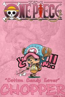 最新海贼王可爱动漫iPhone壁纸