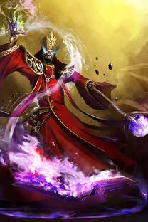 英雄联盟角色游戏iPhone壁纸
