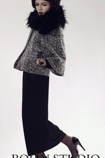 欧美时装时尚模特手机壁纸下载