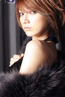 日本女星后藤真希手机壁纸