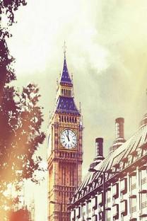 城市唯美高清风景壁纸