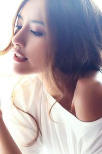 高清美女模特手机壁纸