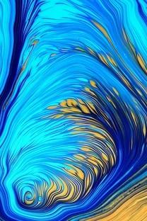 彩色颜料艺术背景图片壁纸4