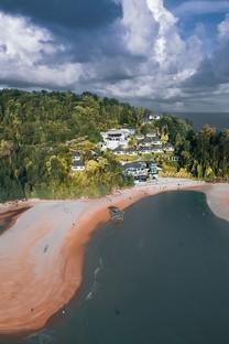 高清大海海滩图片壁纸