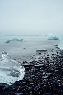 雪山冰川唯美风景高清桌面壁纸
