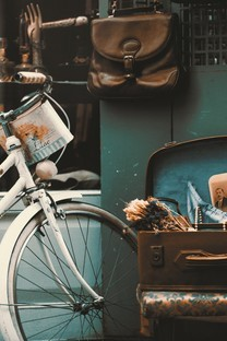 时髦的自行车手机背景图片壁纸2
