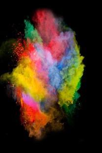 多彩彩色背景高清图片壁纸