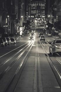 美丽国外城市建筑街道风景图片高清壁纸3