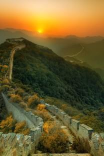 中国万里长城美景图片壁纸2