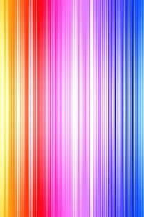 彩虹条纹设计壁纸