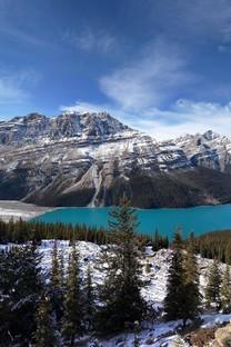 雪山风景图片壁纸