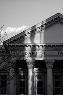 黑白摄影建筑图片壁纸