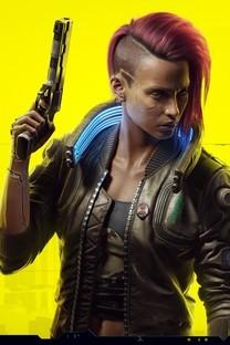 赛博朋克2077高清游戏图片壁纸