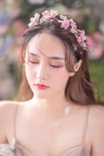 上海清新美女高敏儿图片壁纸