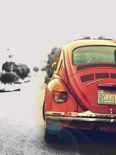 复古怀旧风汽车高清图片壁纸