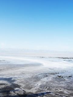 青海茶卡盐湖风景高清图片壁纸
