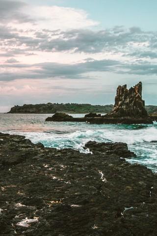 浪漫海边风景高清图片壁纸2