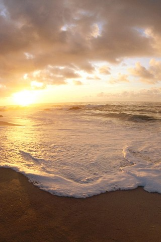海边风景大图壁纸