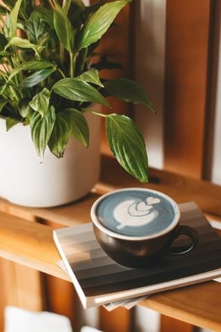 可口下午茶-咖啡图片壁纸