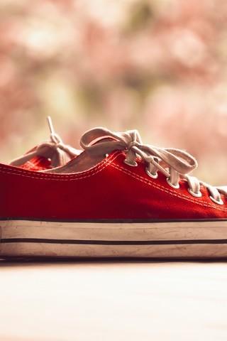 品牌运动鞋高清图片壁纸