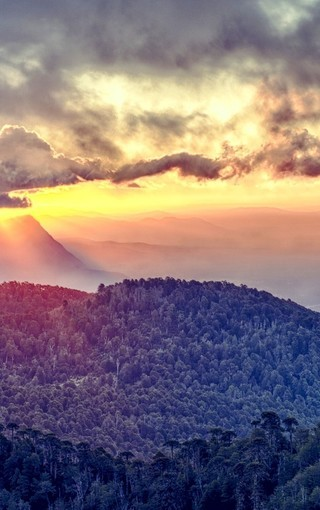 大自然奇異絕美自然風光唯美壁紙