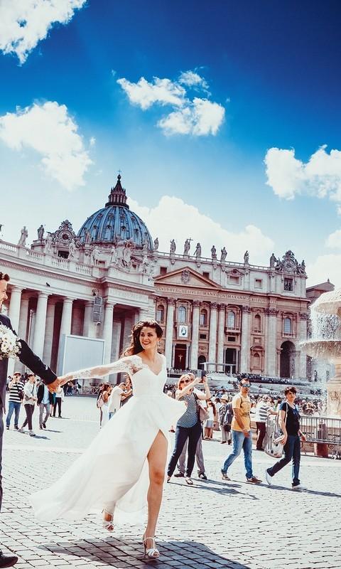 婚纱照背景图片壁纸