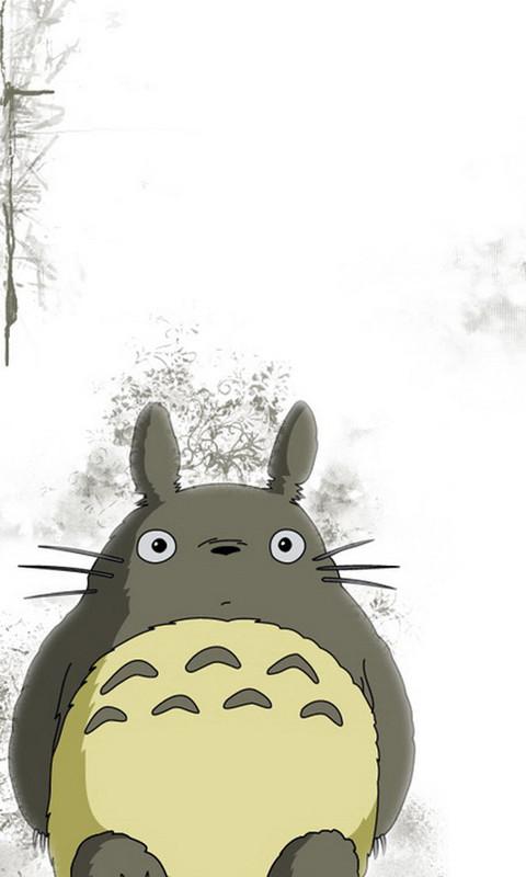 宫崎骏《龙猫》手机壁纸