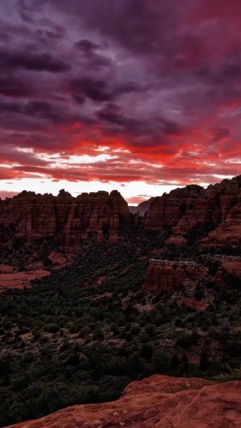 神奇美丽的大自然风景图片桌面壁纸2