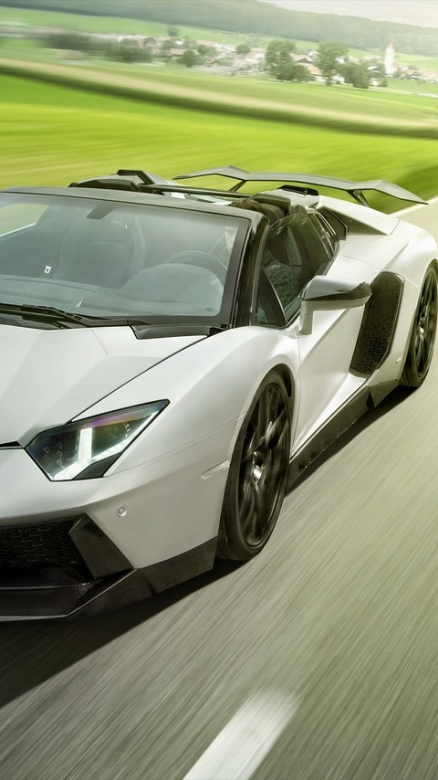 最帅白色跑车图片壁纸图片