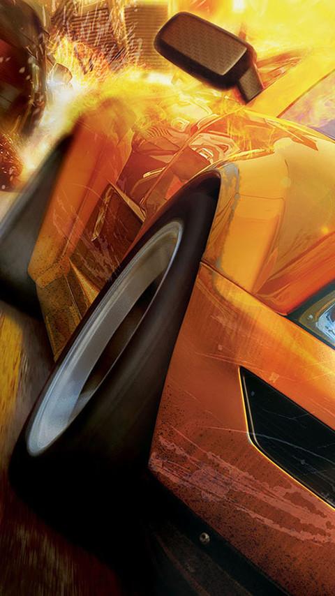 帅气游戏汽车手机壁纸