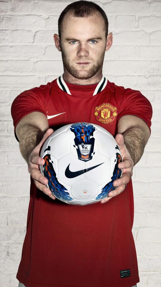 韦恩·鲁尼(Wayne Rooney)高清手机壁纸