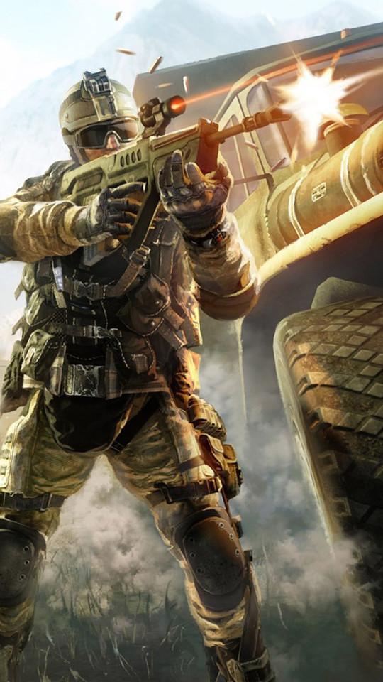 战争前线 Warface游戏壁纸