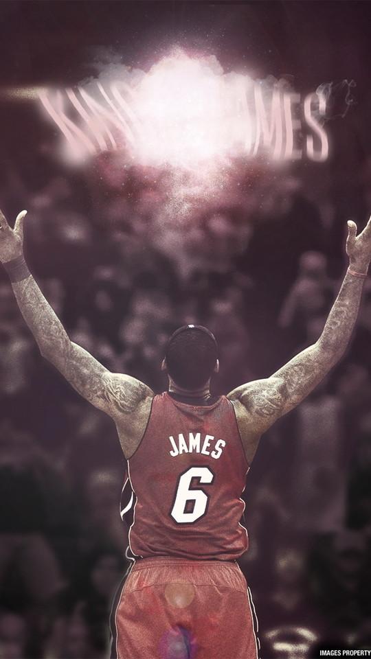 NBA球星手机壁纸图集