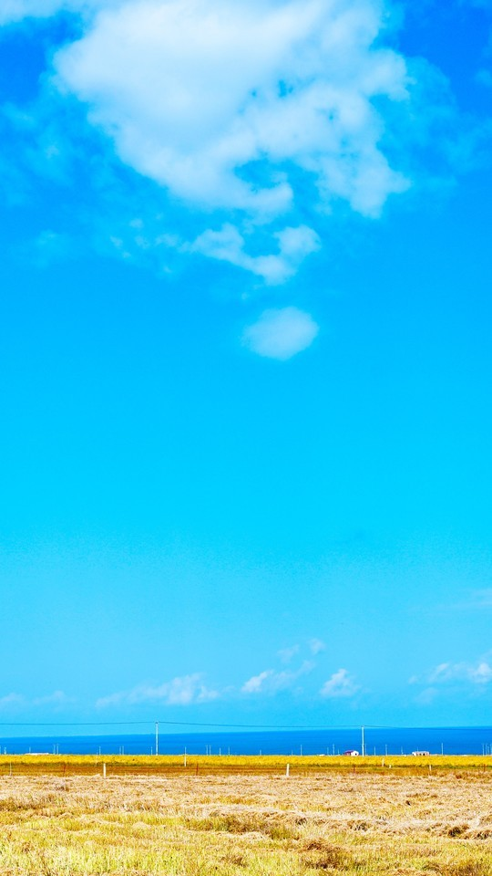 唯美高原风景高清图片壁纸