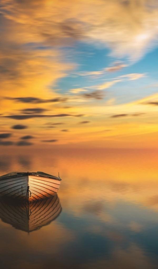 大海与船只高清精美图片壁纸2