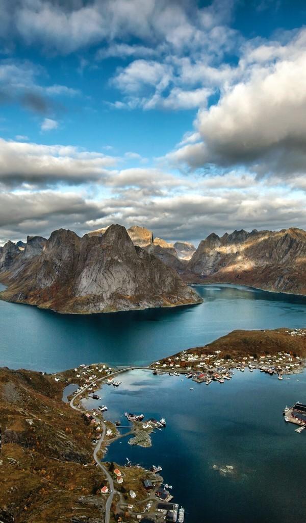 绝美大山大自然的美图片壁纸