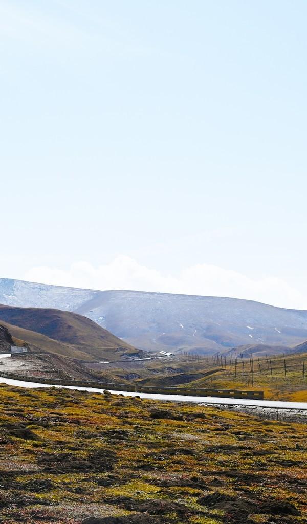 中国最美公路227国道沿途风光