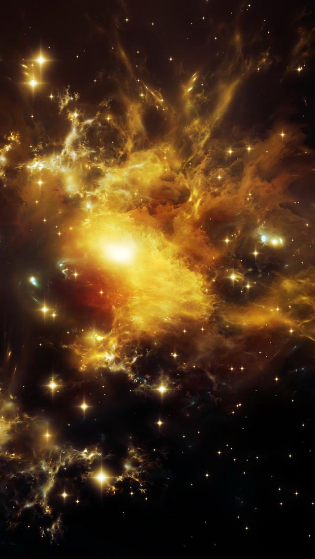 星空高清大图手机壁纸