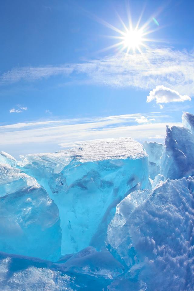 冰雪冬季唯美壁纸下载
