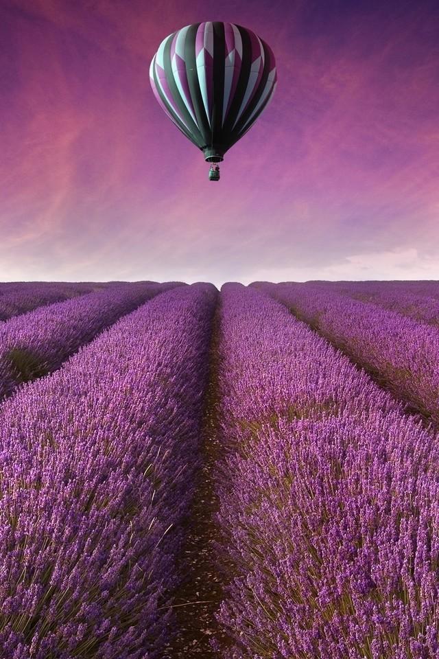 热气球唯美图片壁纸