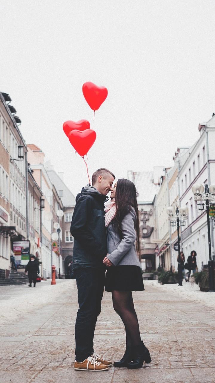 唯美浪漫情侣高清图片壁纸