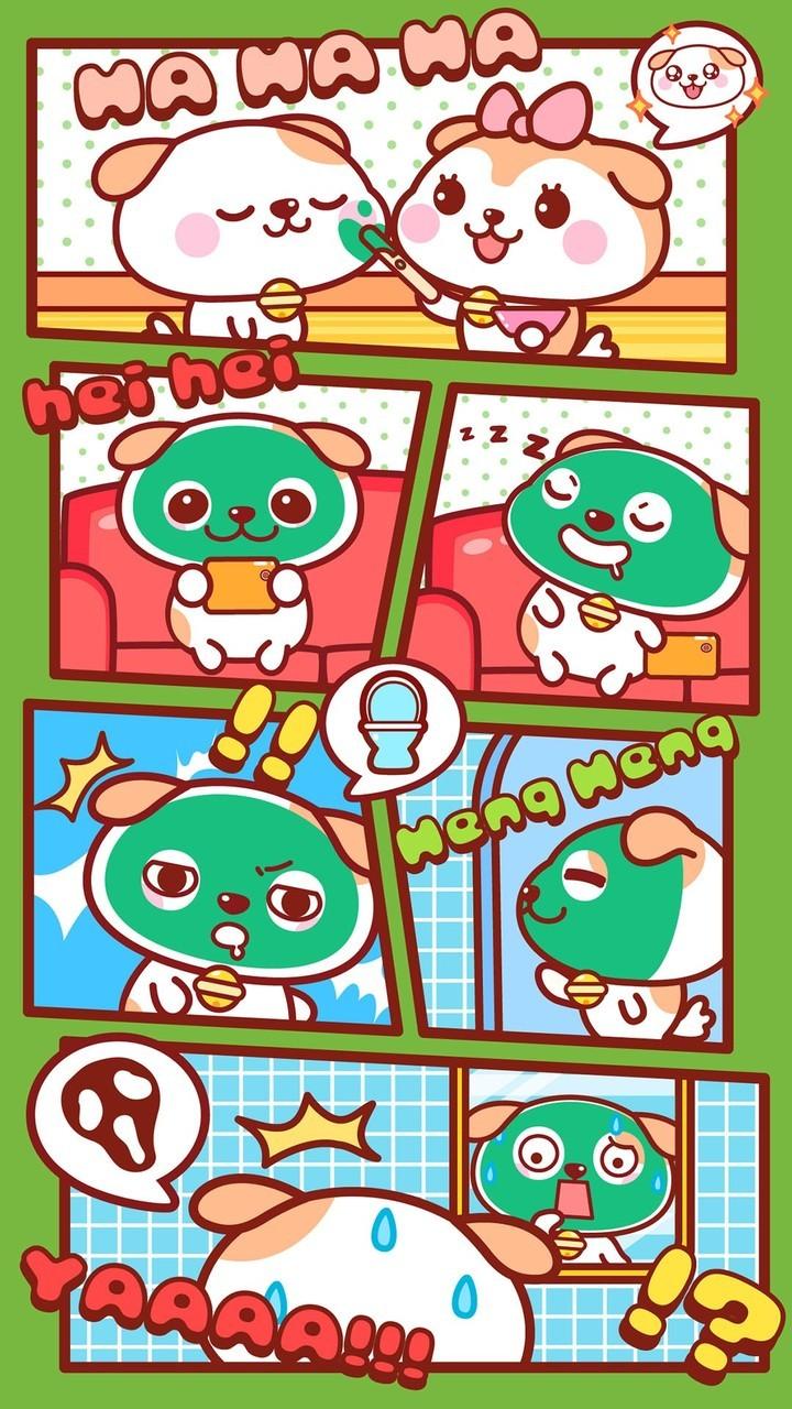 秋田君的漫画