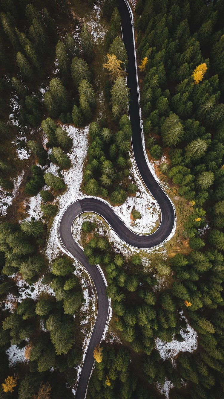 超清公路高清风景图片壁纸2