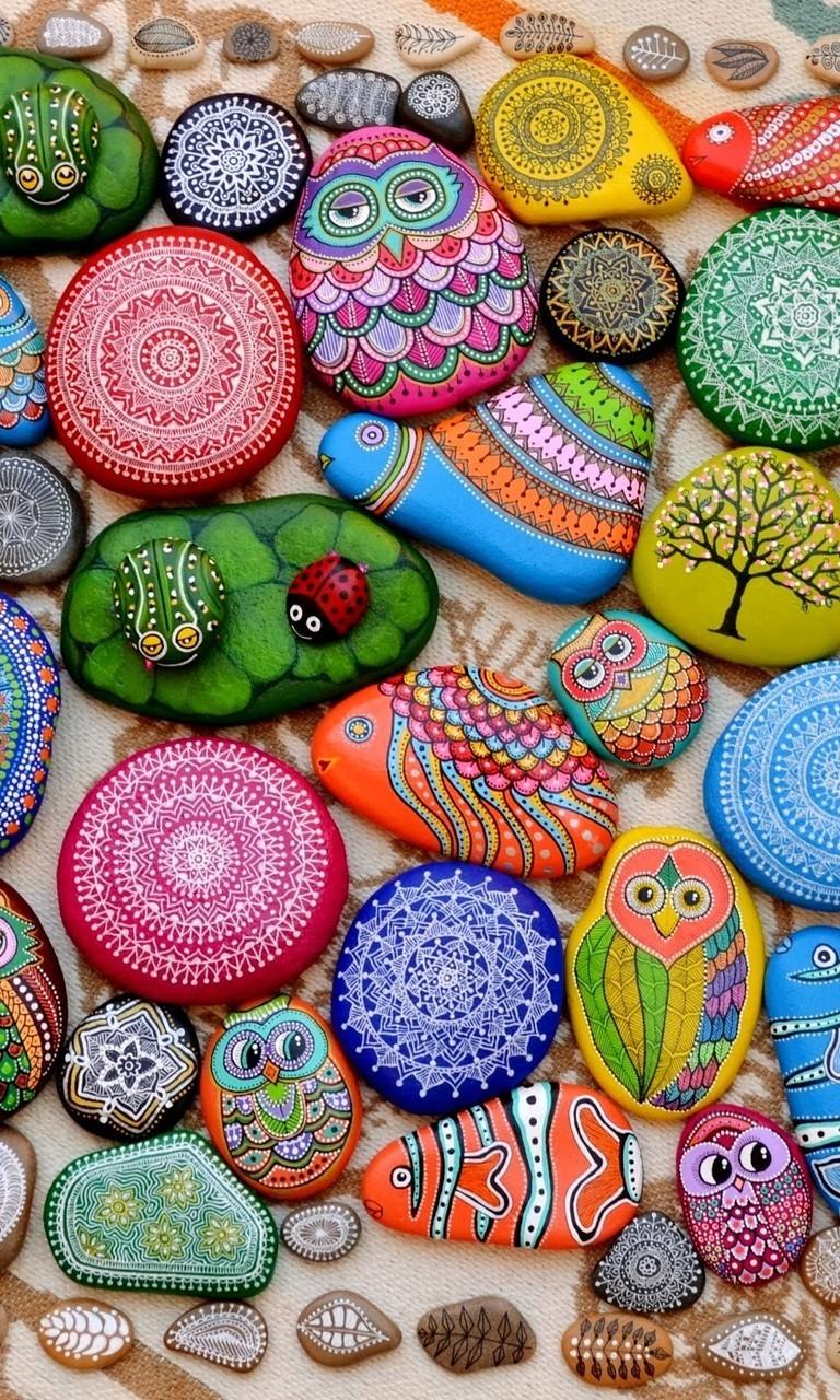 生活中的多彩世界手机壁纸