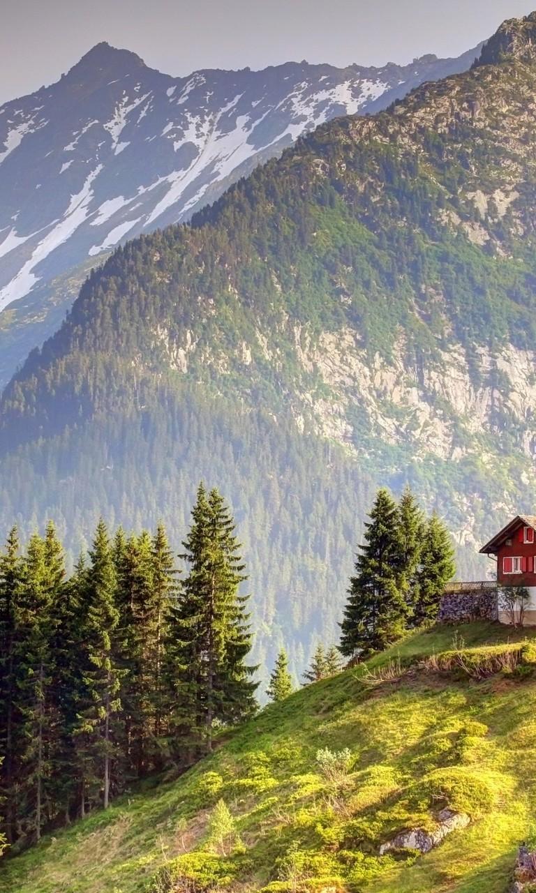 在山水间打造一所绝美的房子