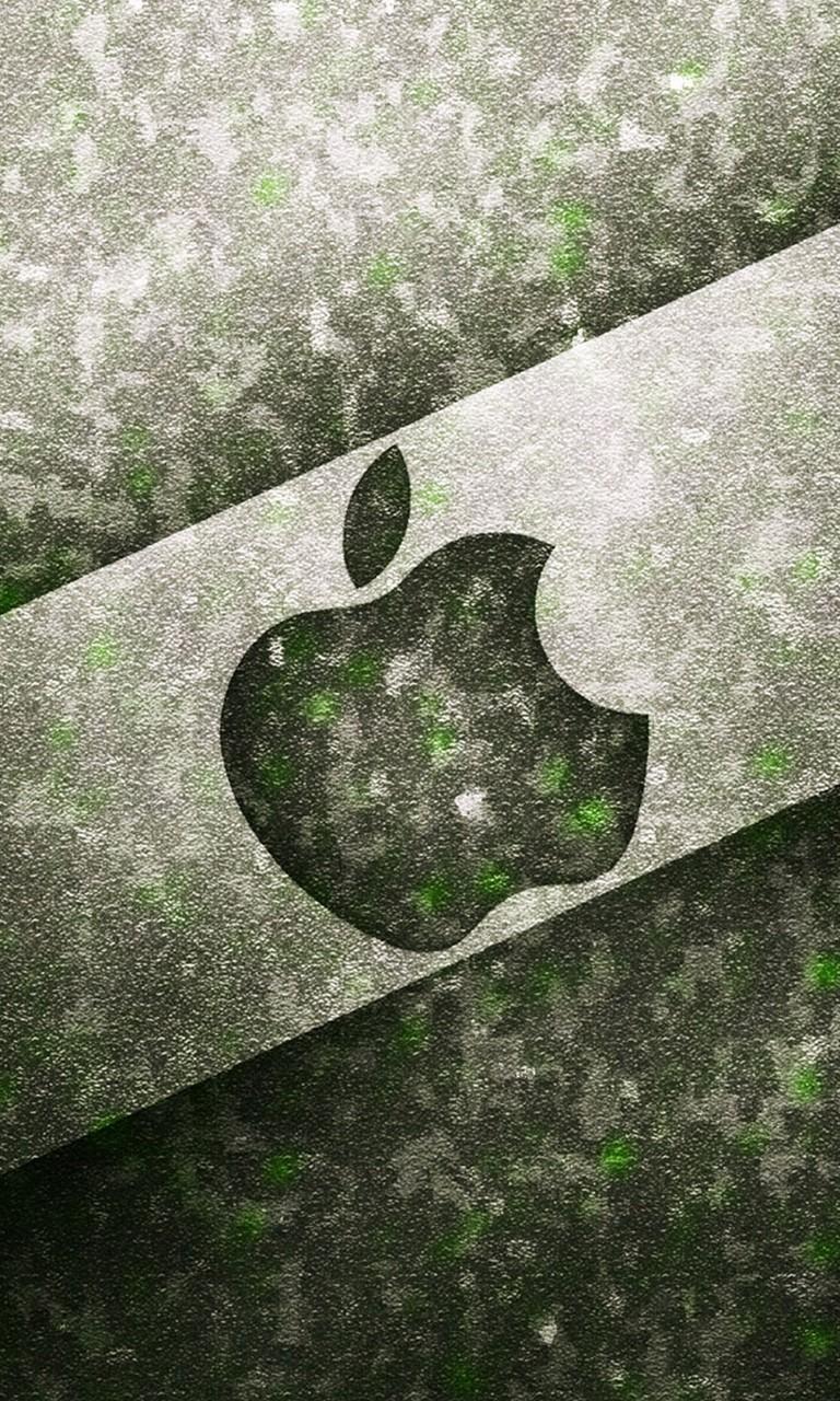 苹果logo创意高清手机壁纸