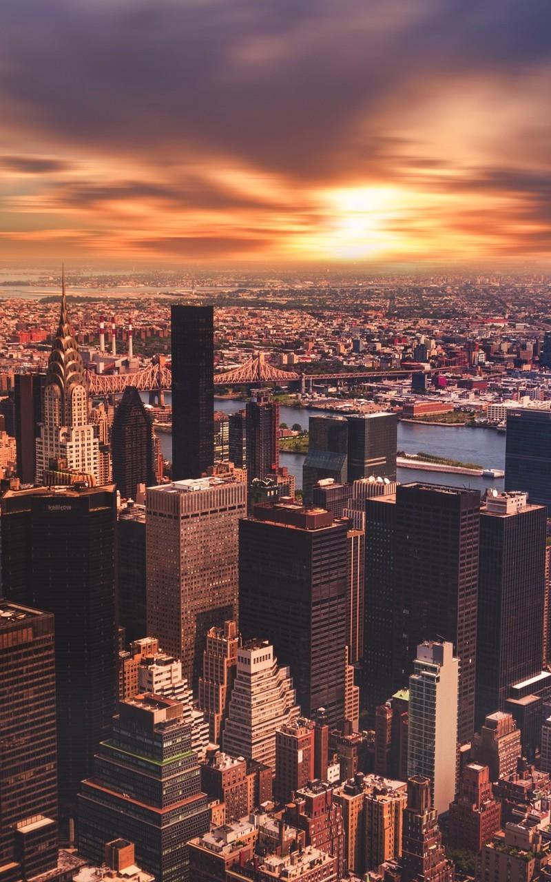 城市特色摩天大楼图片壁纸